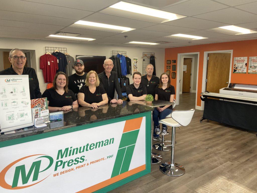 Staff Pic 1-20-20 printing company